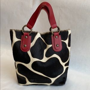 Maurizio Taiuti 🗝 Vintage Italian Leather Handbag